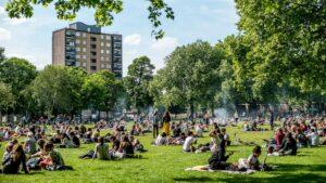 Green Neighborhoods & Community Health