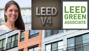 LEEDv4 green associate