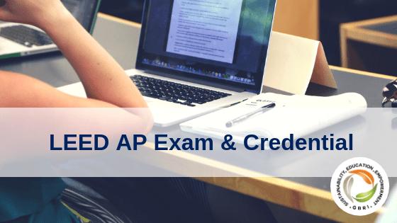 LEED AP Exam & Credential