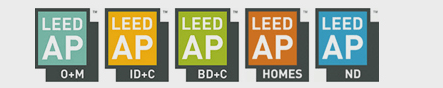 LEED AP with specialty