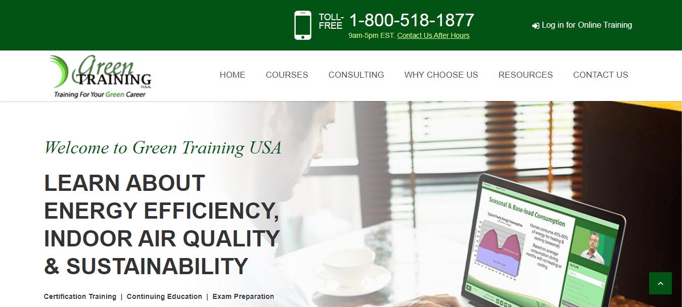 LEED Green Associate Exam Prep by Green Training USA