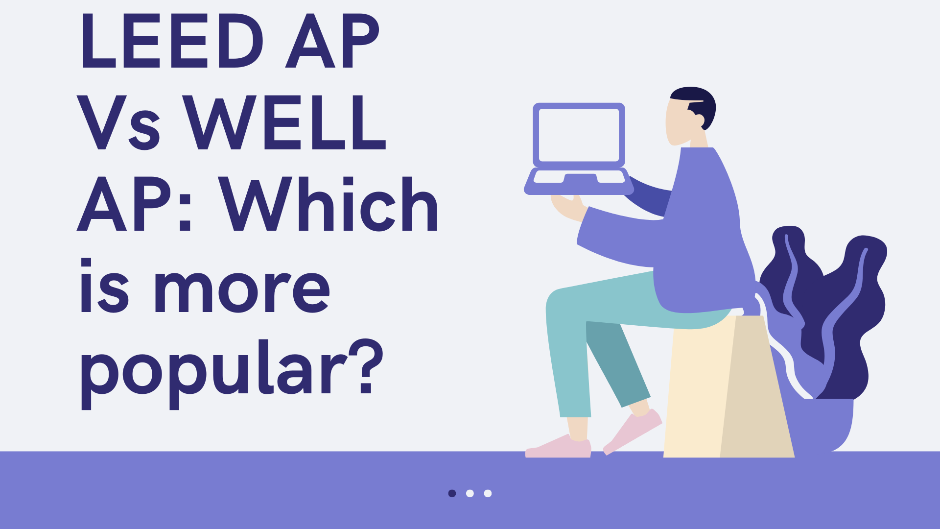 LEED AP Vs WELL AP Which is more popular