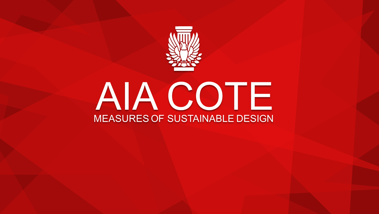 AIA-COTE-Measures-of-Sustainable-Design