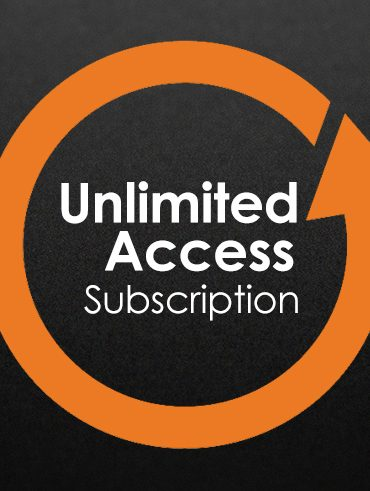 1 year unlimited Access Subscription