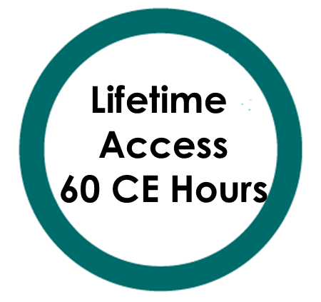 Lifetime access 60 CE Hours