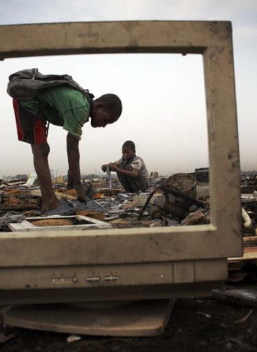 e-waste: what is your role and are gadget makers helping?