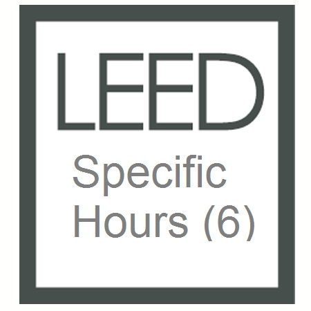 LEED Specific Hours 6