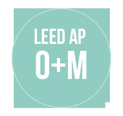 LEED AP - O+M