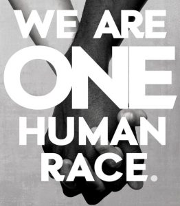 we are one human race