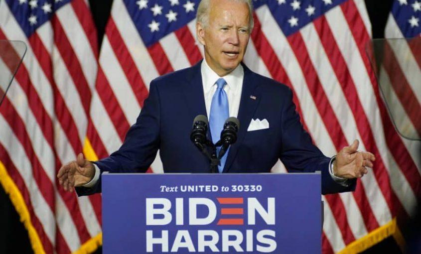 Joe Biden, Environmental Sustainability and Climate Change