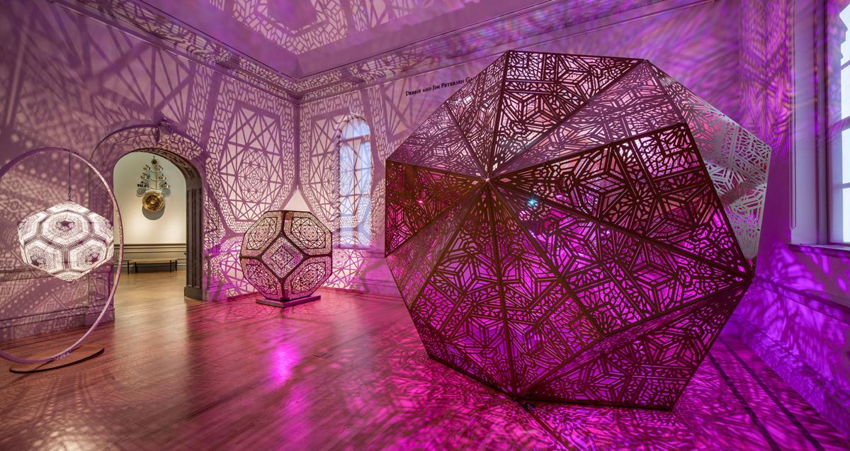 The Renwick Gallery of the Smithsonian American Art Museum – A Case Study
