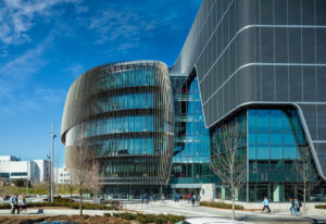interdisciplinary science and engineering complex