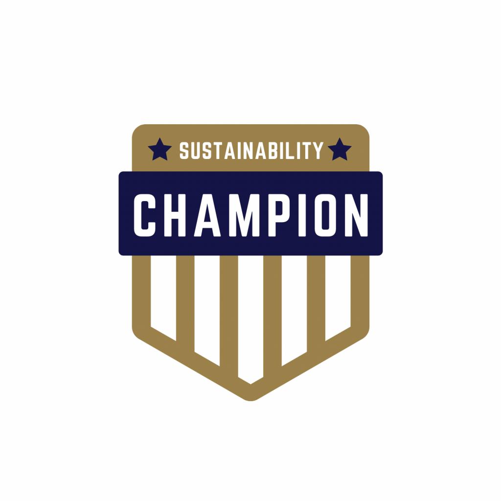 Sustainability Champion