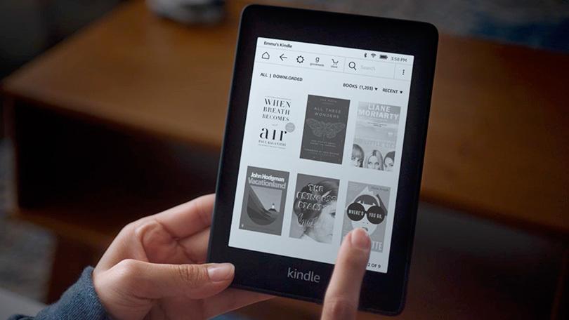 GBRI Kindle