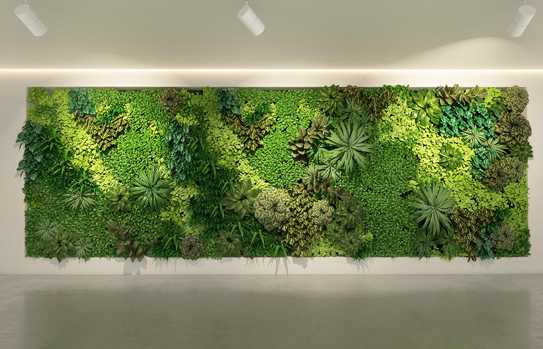 Living Green Walls & Vertical Gardens – An Introduction