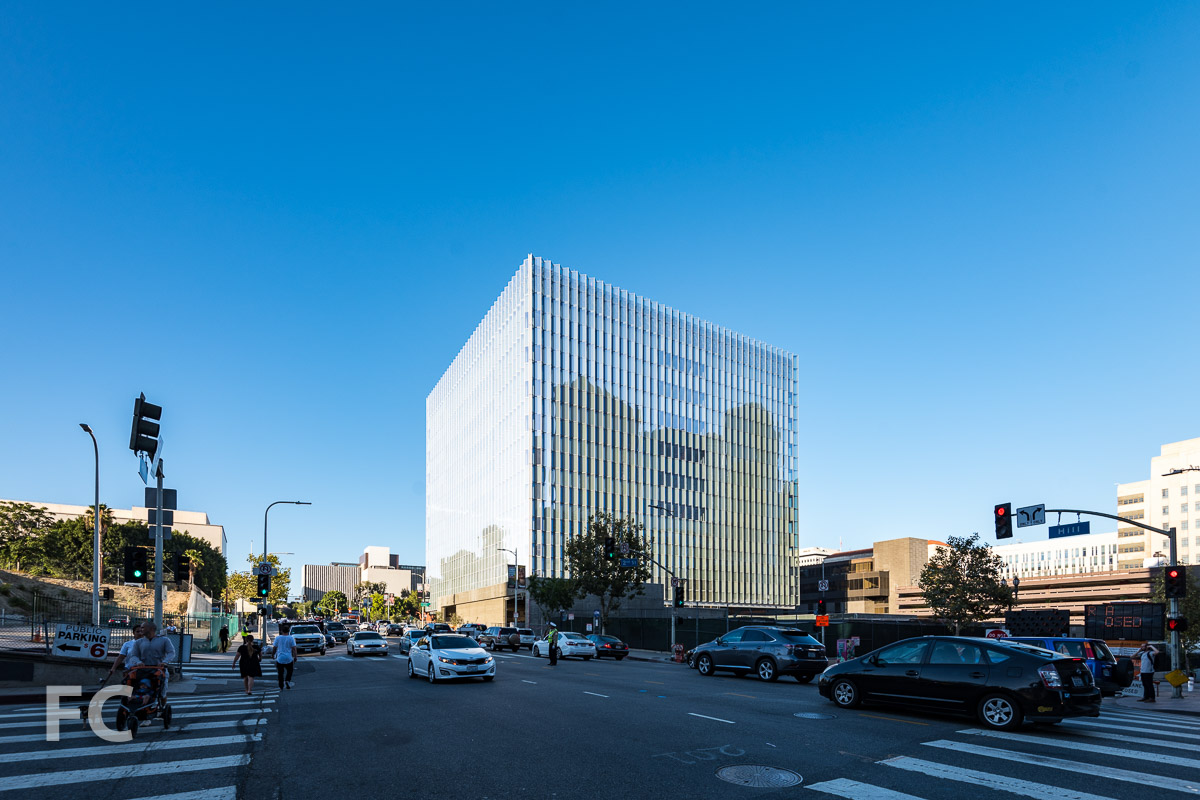 New United States Courthouse – A Case Study