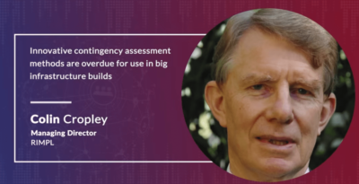 Innovative contingency assessment methods are overdue for use in big infrastructure builds