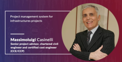 roject management system for infrastructures projects