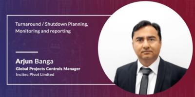 Turnaround / Shutdown Planning, Monitoring and reporting