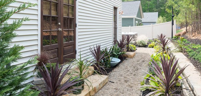 8 Ways to Green Your Home: Backyard & Chemical Management