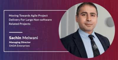 Moving Towards Agile Project Delivery for Large Infrastructure Projects