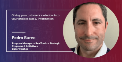 Giving you customers a window into your project data & information.