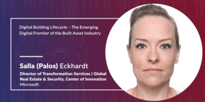 Digital Building Lifecycle – The Emerging Digital Frontier of the Built Asset Industry
