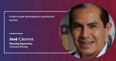 Project scope development, essential for success